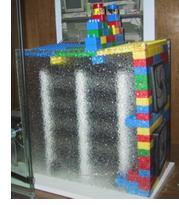 Google Lego Storage