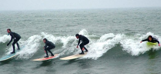 Surfing Lake Super