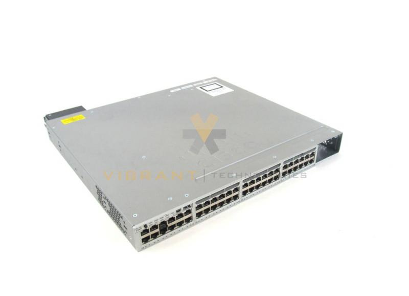 CISCO WS-C3850-48F-S-D
