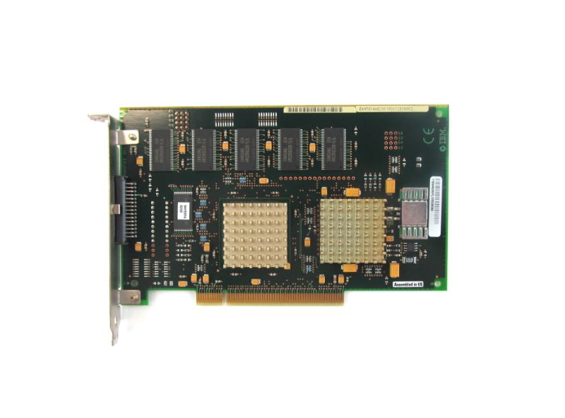 IBM 04N5094 64MB PCI Combined Function IOP Adapter CCIN 2843