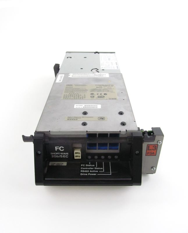 IBM 24R1882 LTO-3 2Gb Fiber Tape Drive Assembly