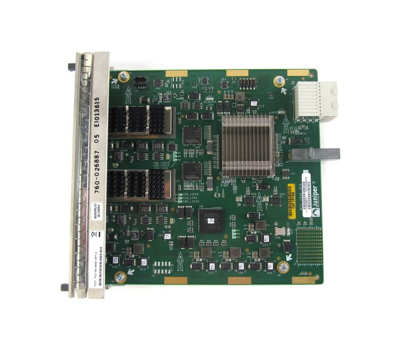 Juniper 711-028399 2-Port 10Gb Ethernet MIC Module for MX Series Routers