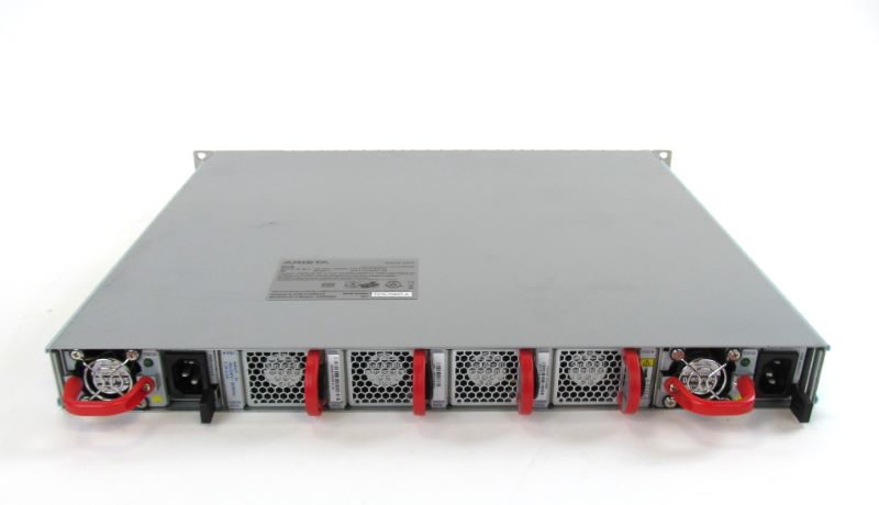 Arista DCS-7048T-A-F 7048-A  48pPort Gigabit Ethernet Switch with Inner Rails - DCS-7048T-A-F