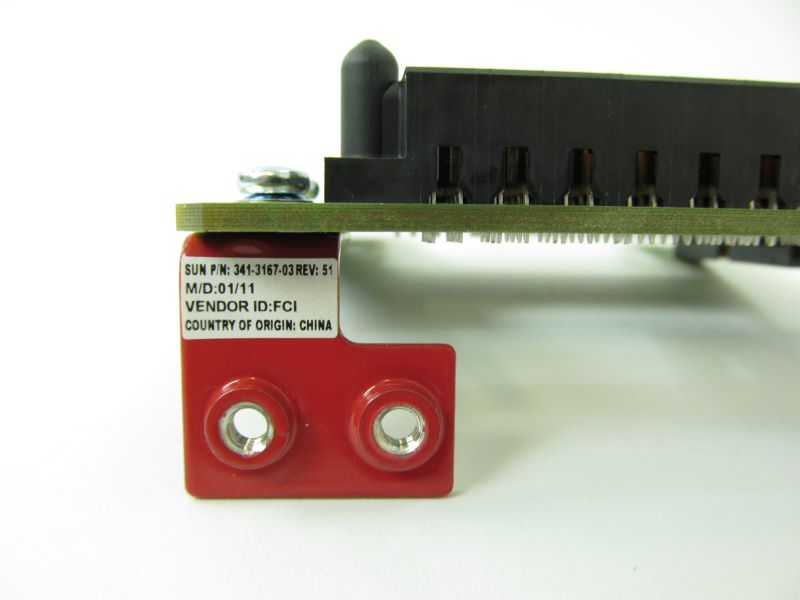 Sun 341-3167 Vertical Power Distribution Board for Sun SPARC Enterprise T5220 - 341-3167