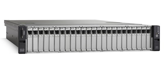 Custom Cisco C240 M3 Rack Server with external RAID - Custom Configuration