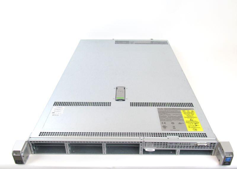 CISCO UCSC-C220-M4S UCS C220 M4 1RU Rackmount CTO Server with 2x power