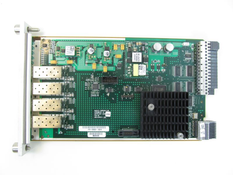 Brocade 470-E00531-100 McData 4-Port 4GB QPM 6238 10KM LW 1310NM