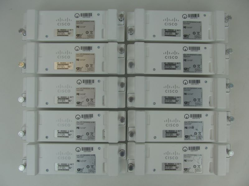 CISCO AIR-RM3000AC-A-K9-10PACK