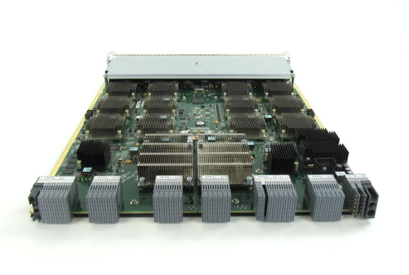 CISCO DS-X9848-480K9 48-Port Managed Swtiching Module MDS 9700 Series No SFPs - DS-X9848-480K9