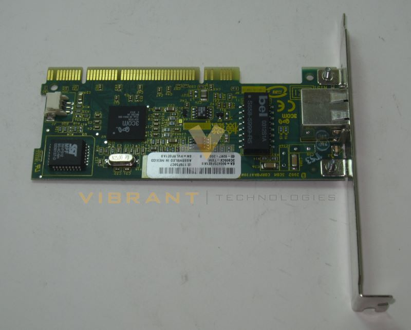 Dell 00W838 3com 10/100 Ethernet Card