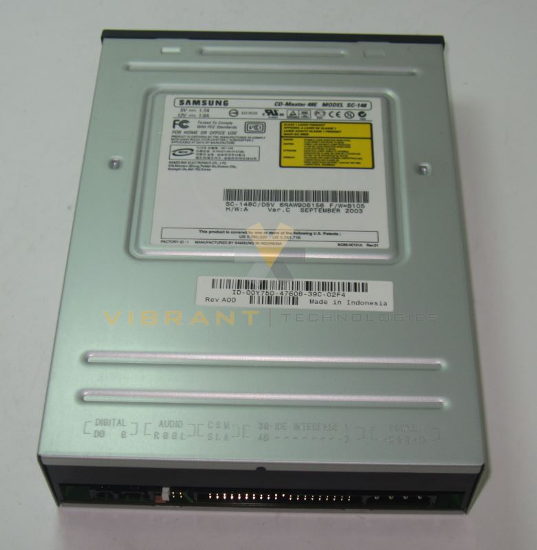 Dell 00Y750 IDE 48x CD-ROM Drive by Samsung