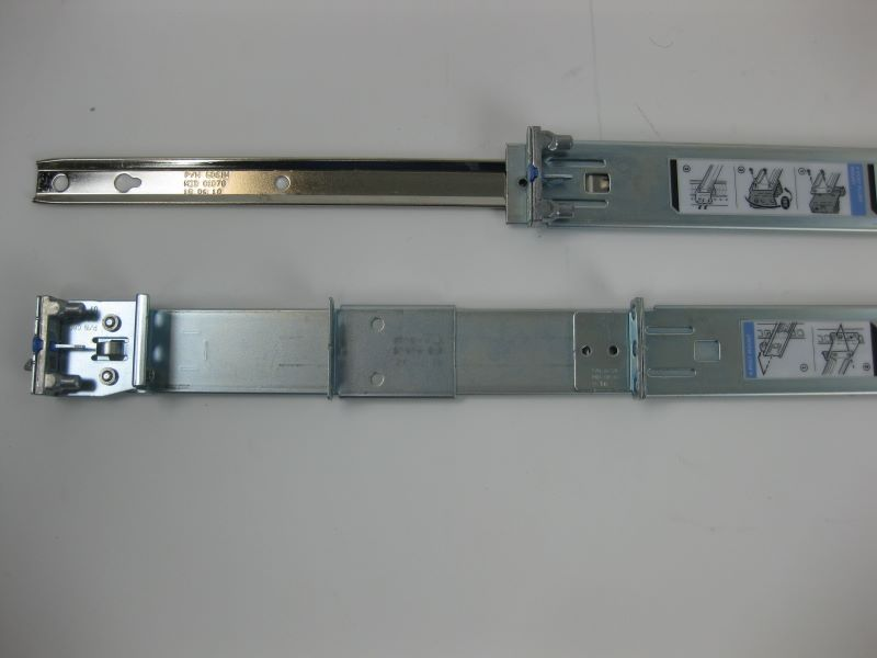 0W625M Poweredge R210 R310 R230 Static Rails Universal 2 or 4 Post