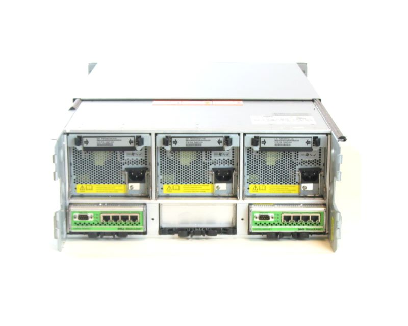 Ps6500E with 48x1TB SATA 2 controllers 3 Power supplies  and rails