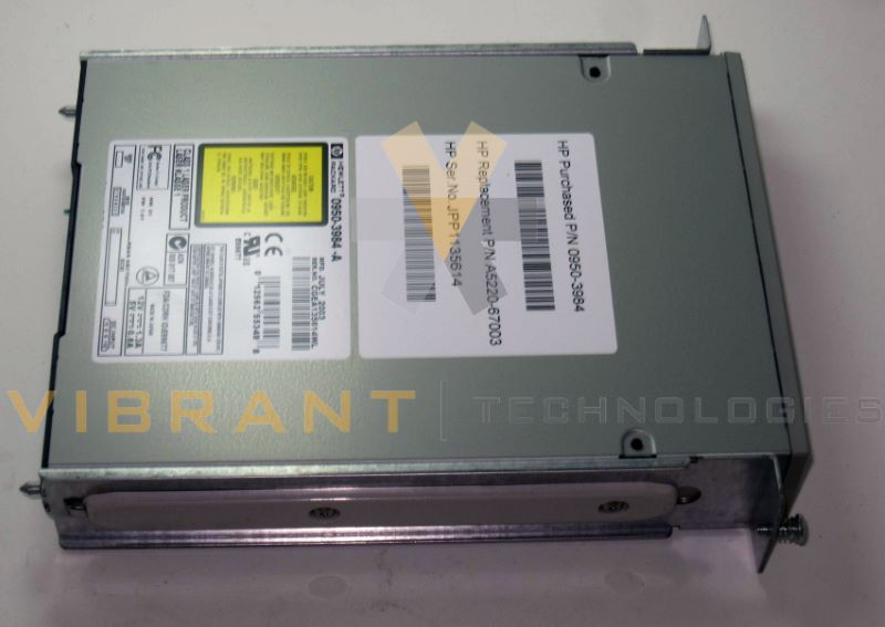 HP 0950-3984 DVD For The L Class