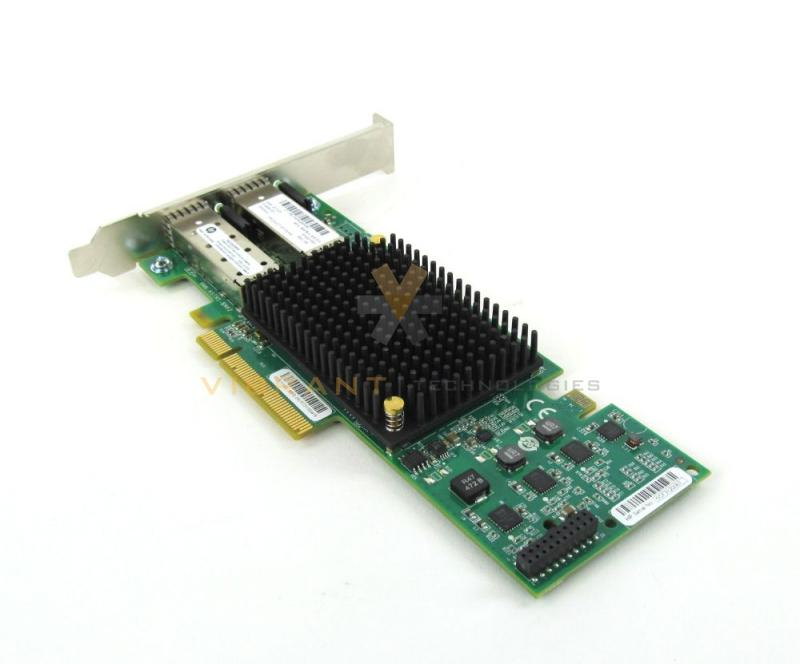 HP 614506-001 2-Port 10GbE PCI-E Ethernet Server Adapter