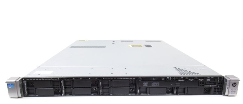 HP DL360PG8-20C-3.0GHz-384GB-300GBx2-900GBx6